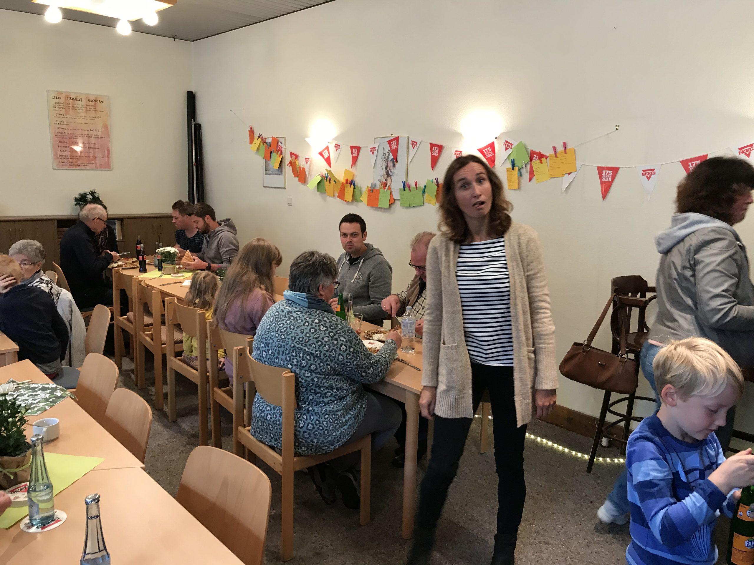 Jahresfest 2019 :: Feste muss man feiern