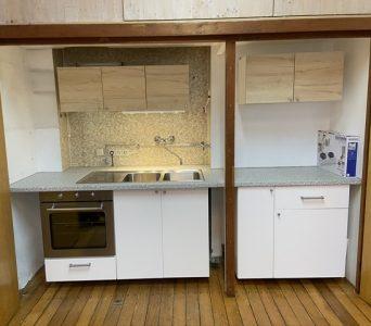 """Neue Küche in """"Alter Schule"""""""